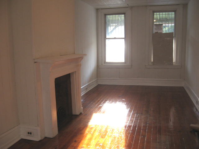735 N 43rd St. – Living Room
